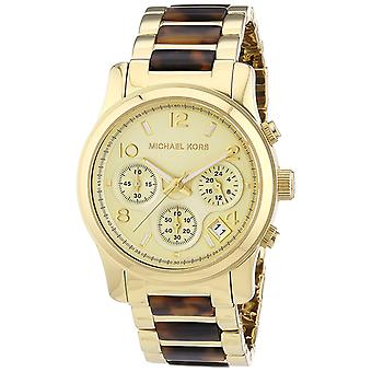 Michael Kors Damen Runway Chronograph Watch MK5659