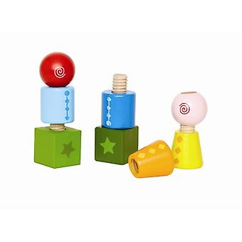 HAPE E0416 Twist and Turnables E0416