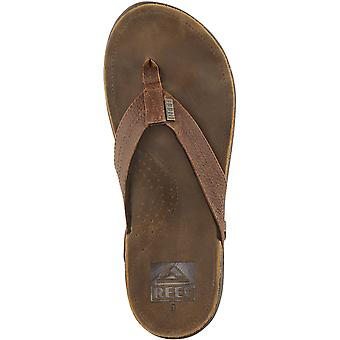 Reef J-Bay III Leather Sandals