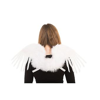 Feather Wings Mythical White (80x26) ***