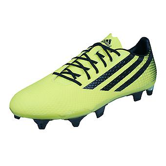 Adidas Crazyquick Malice SG Mens Rugby Boots - geel