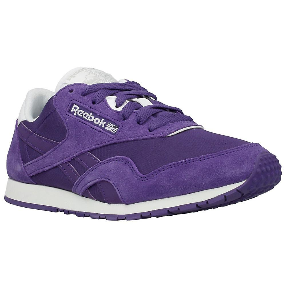 Reebok CL Nylon Slim Pigment M46239 universal all year women shoes