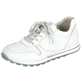 Gabor York Weiss Silber Nappa Lack 4636550 universal  women shoes