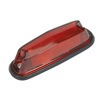 Sealey Tb50 Lamp 12V Rear Marker - Red
