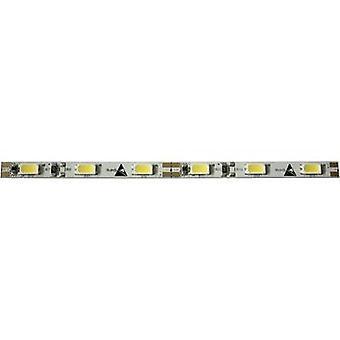 LED strip open cable ends 12 V 50 cm Warm white Barthelme 50050633 50050633