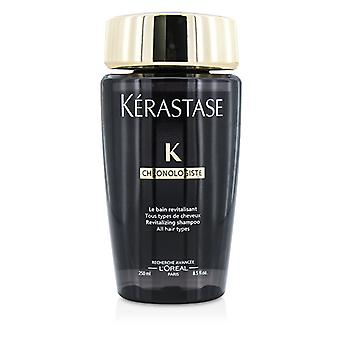 Kerastase Chronologiste revitalisering sjampo (For alle hårtyper) 250ml/8.5 oz