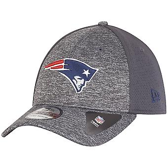 New era 39Thirty Cap - SHADOW New England Patriots graphite
