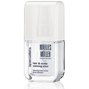 Marlies Moller Calming Elixir Scalp Hair 50 Ml (Hair care , Treatments)
