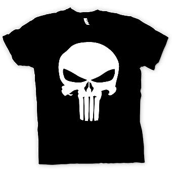 Mens T-shirt - The Punisher Logo - Vigilante