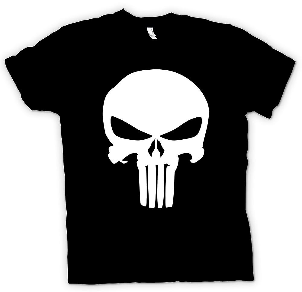 Womens T-shirt - Punisher logotypen - Vigilante