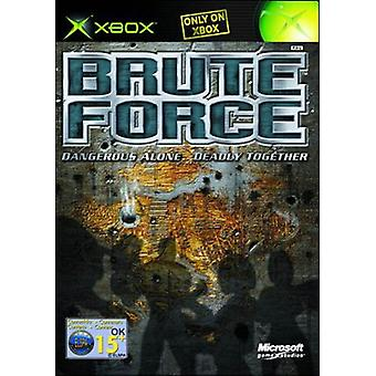 Brute Force (Xbox) - Factory Sealed