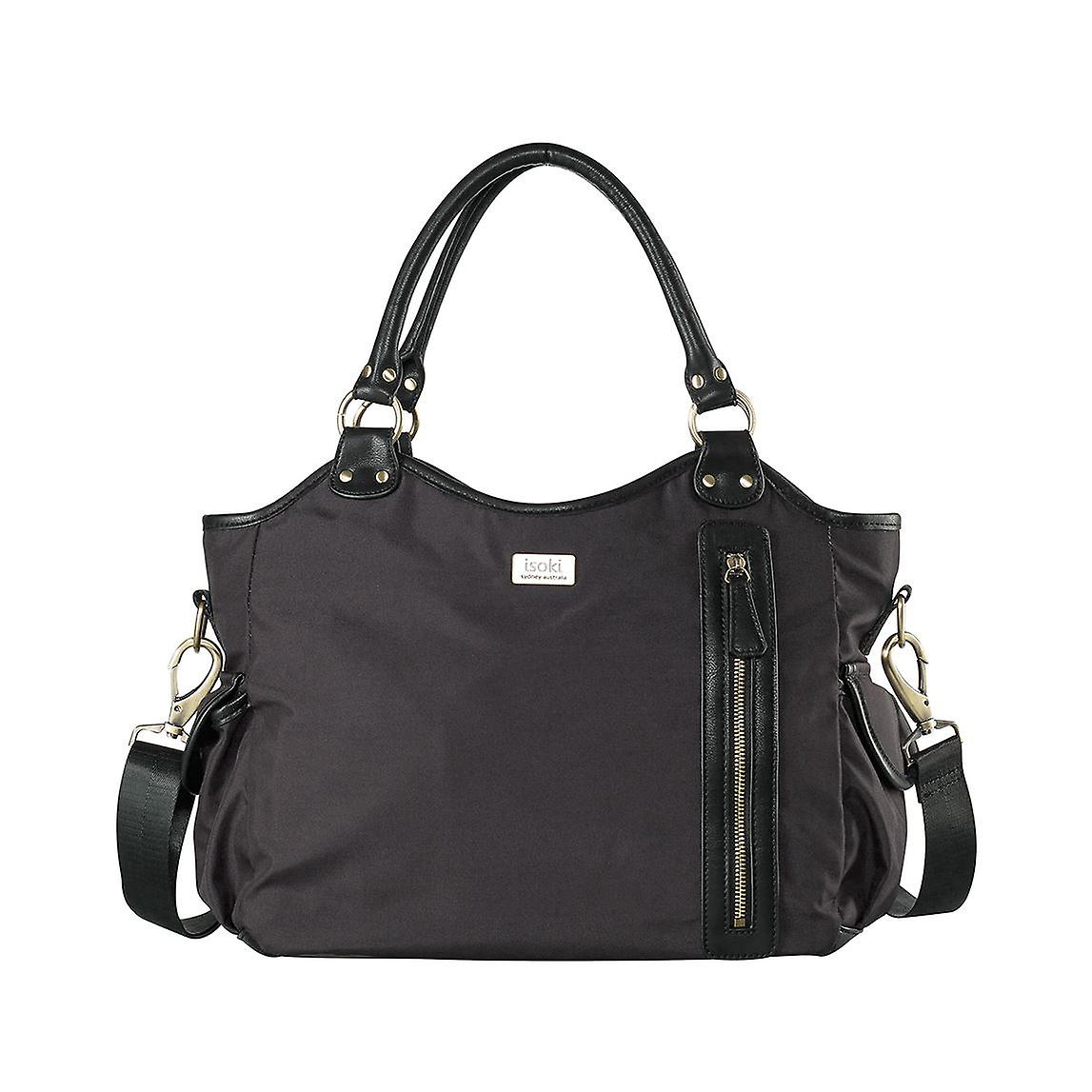 Isoki Hobo Angel noir Lennox - Changing sac