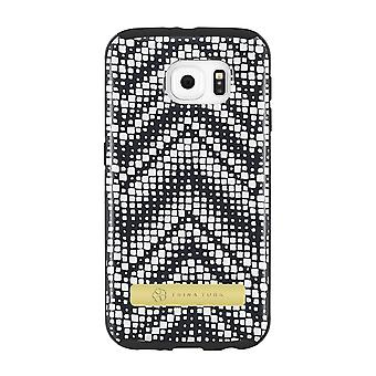Trina Turk Dual Layer Designer Case for Galaxy S6 - Hayward Black