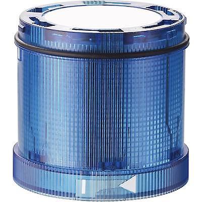 إشارة برج مكون الصمام ورما سيجنالتيتشنيك 6475 1075 الأزرق بدون توقف الخفيفة إشارة، المتعري 24 V AC، 24 فولت تيار مستمر