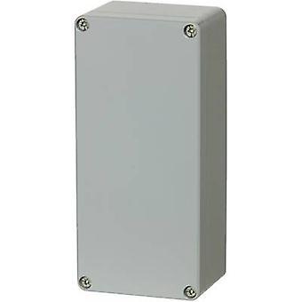 Fibox ALN 122208 Universal recinto 222 x 125 x 81 aluminio plata-gris (RAL 7001, recubrimiento en polvo) 1 PC