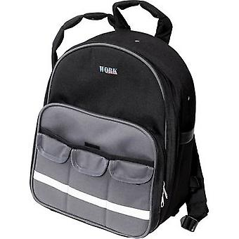 Cimco 170430 Professionals Tool backpack (empty) (L x W x H) 180 x 340 x 440 mm