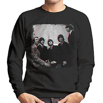 TV gange Beatles med Johnny Hamp mænds Sweatshirt