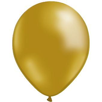 Ballonnen 20 pack Gold.