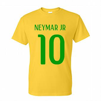 Neymar Jr Brazil Hero T-shirt (yellow)
