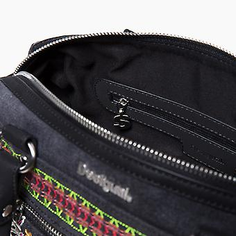 Desigual Handtasche Bowling Bag Candem Feather Dublin 19SAXFAN/2000