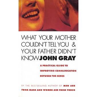 What Your Mother Couldn't Tell You and Your Father Didn't Know - A Pra