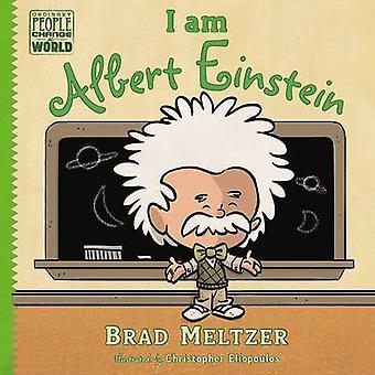 Je suis Albert Einstein par Brad Meltzer - livre 9780803740846