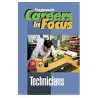 Technicians by Ferguson Publishing - 9780894343582 Book