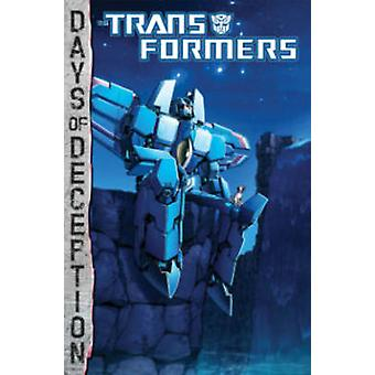 Transformers - Volume 7 - Combiners War--First Strike by Andrew Griffit
