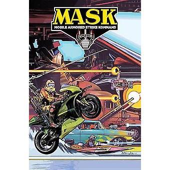 M.A.S.K. Mobile bepansrade Strike Kommand - Vol. 1 - mobilisera av Brandon