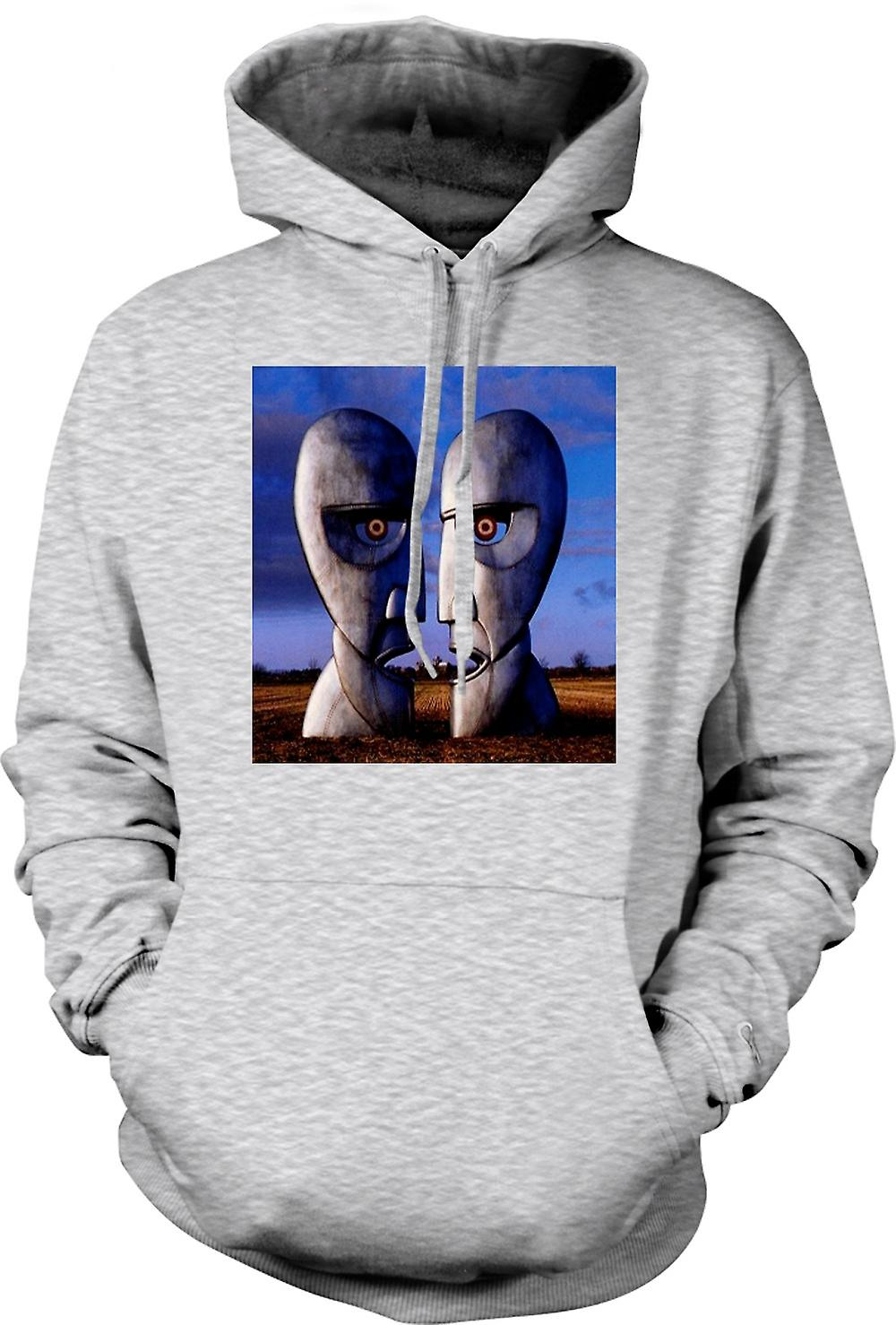 Mens Hoodie - Pink Floyd - sons délicats Of Thunder
