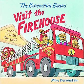 Berenstain Bears besök på Firehouse