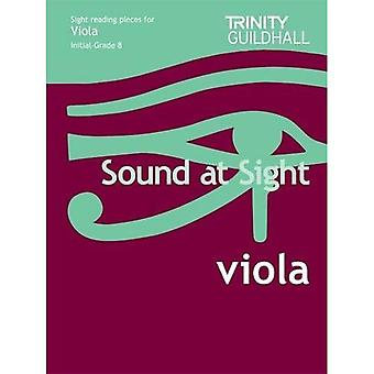 Sound at Sight Viola Initial-Grade 8: Sample Sight Reading Tests for Trinity Guildhall Examinations
