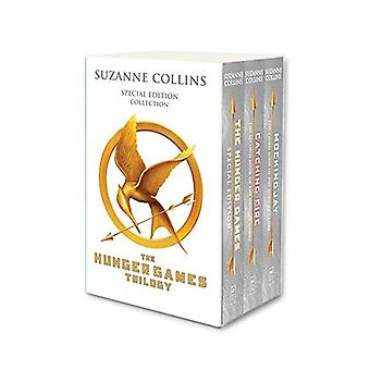 Hunger Games Trilogie (weiße Jubiläums Box)