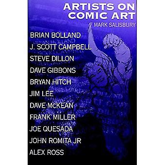 Artisti su Comics Art