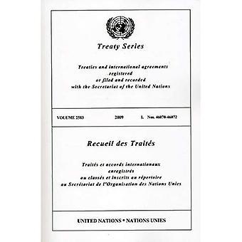 Treaty Series 2583 2009 I