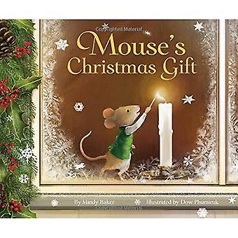 Cadeau de Noël de la souris