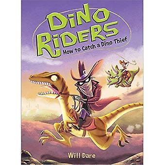 How to Catch a Thief Dino (Dino Riders)