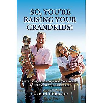 So, You're Raising Your Grandkids: Tested Tips, Research, & Real-Life Stories to Make Your Life Easier