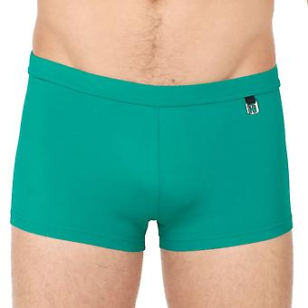 Hom Sunlight Swim Shorts, Green, X-large