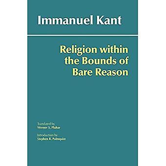 Religión dentro de los límites de la razón pelada