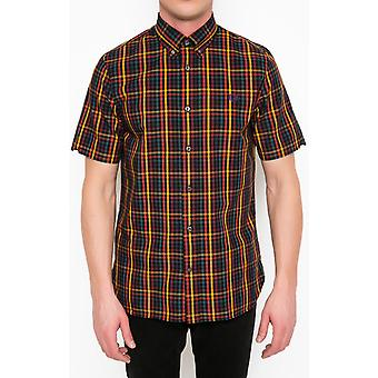 Fred Perry Bold Gingham Men's Short Sleeve Shirt M8263-102