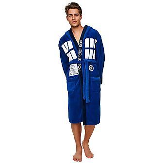 Doctor Who Adult TARDIS Dressing Gown  - ONE SIZE
