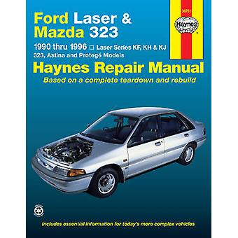 Ford Laser and Mazda 323 Australian Automotive Repair Manual - 1990 to