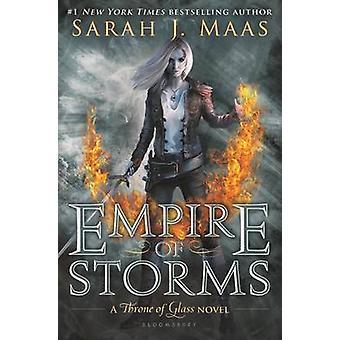 Empire of Storms by Sarah J. Maas - 9781619636071 Book