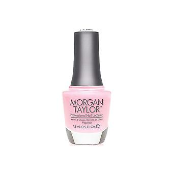 Morgan Taylor Nail Polish - New Romance (Creme) 15ml