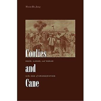 Coolies en Cane: RAS, arbeid en suiker in het tijdperk van emancipatie