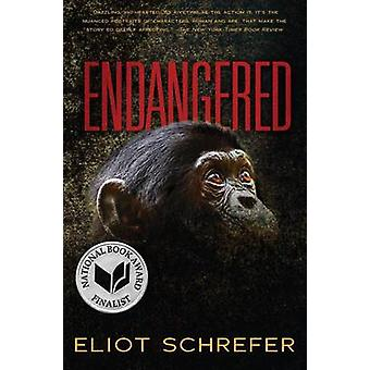 Endangered by Eliot Schrefer - 9780545165778 Book