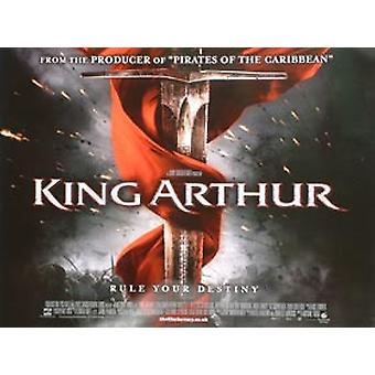 King Arthur (Double Sided) Original Cinema Poster