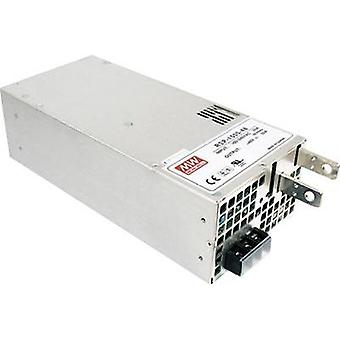 AC/DC PSU module (+ enclosure) Mean Well RSP-1500-48 48 Vdc 32 A