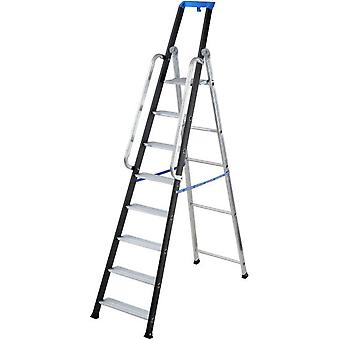 Gierre Professional aluminum ladder Stabila Pro (10 Steps) (DIY , Construction , Stairs)